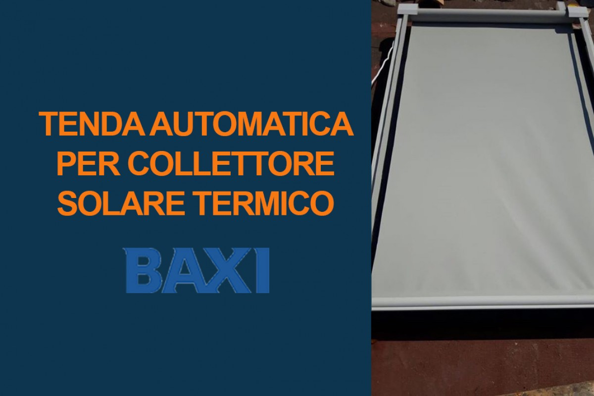 TENDA PER COLLETTORE BAXI